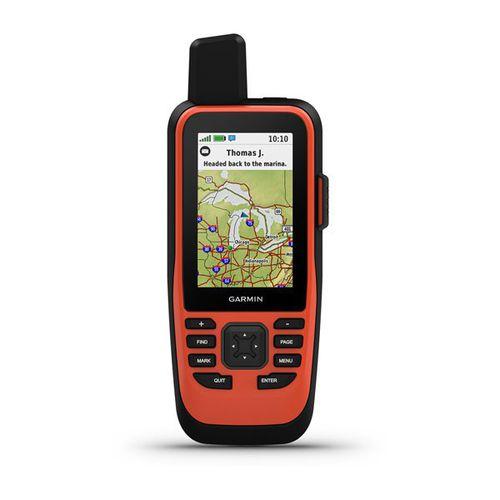 GPS / für Boot / Farb / tragbar