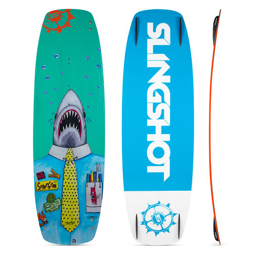 Kite-Board / Twin-Tip / Wave
