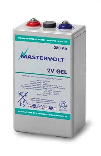 2V-Bootsbatterie / Gel