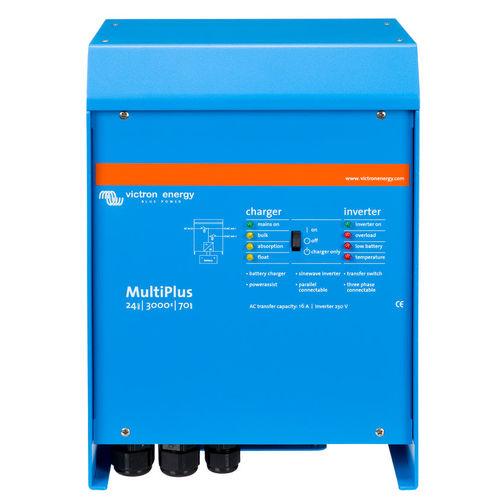 Kombination -Wechselrichter und Ladegerät / Spannung / DC / AC / für Boot