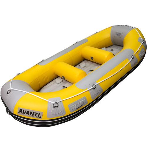 Raft / 4 Plätze