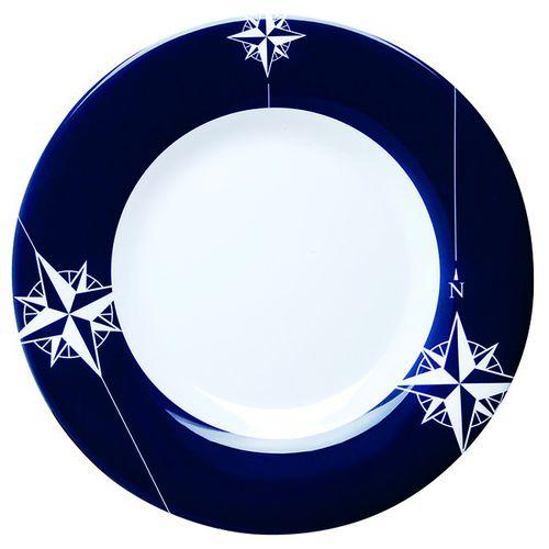 Geschirr für Boote / Melamin