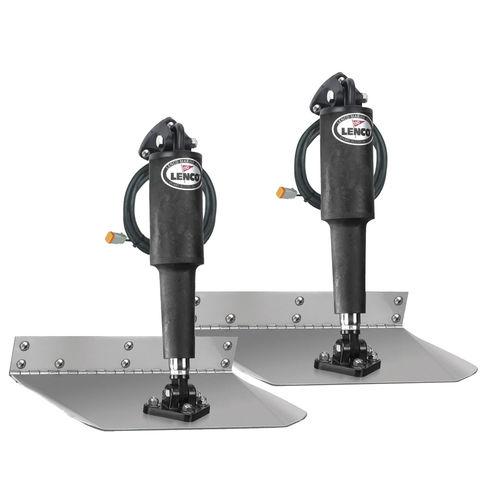 elektrisches Trimmruder / zur Anwendung auf Booten