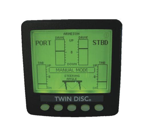 Trimmsystem für Boot / automatisch