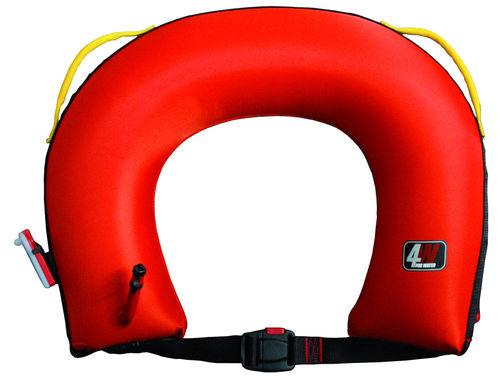 Hufeisen-Rettungsring / für Boot / aufblasbar