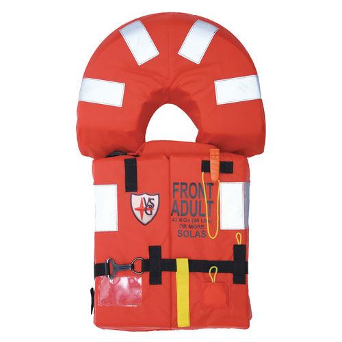Schaumstoff-Rettungsweste / zur beruflichen Nutzung