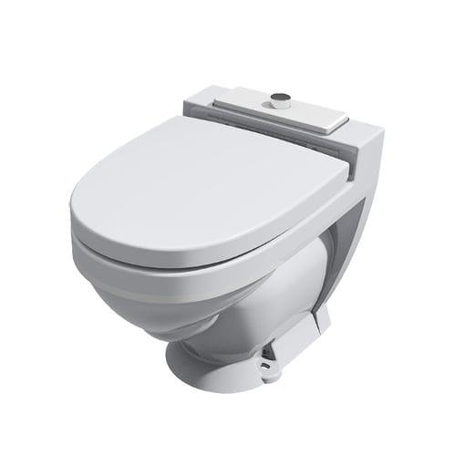 WC für Schiffe / Vakuum / hängend