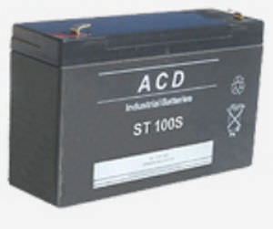 12V-Bootsbatterie / wasserdicht