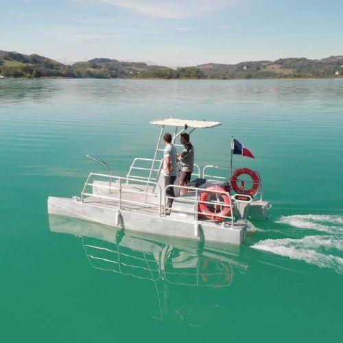 Patrouillenboot / Arbeitsboot / Passagierboot / Forschungsboot