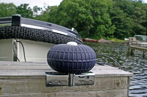Fender für Yachthäfen