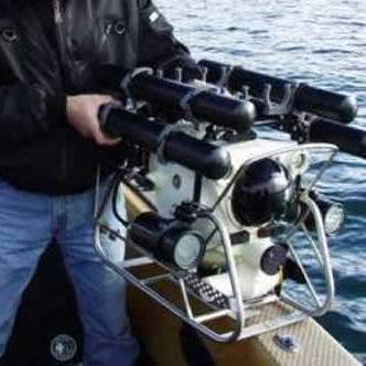Unterwasser-ROV / für Pipeline-Inspektion