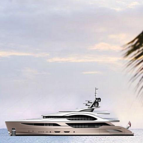 Fahrten-Megayacht - McMullen & Wing