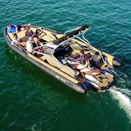 Jet-Ski-Antrieb-Schlauchboot