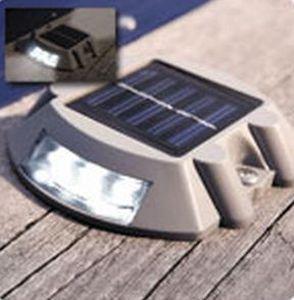 Beleuchtung für Stege / Solar