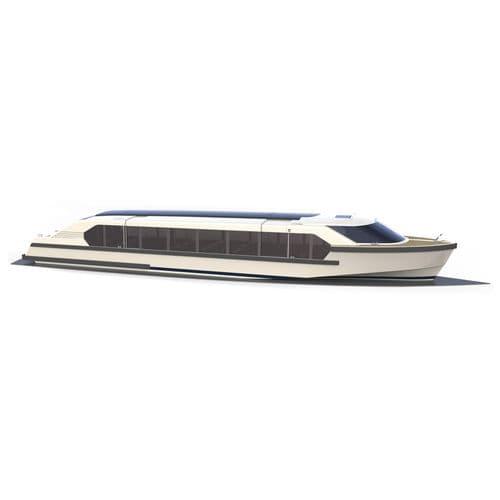 Ausflugsboot Berufsboot / Rettungsboot / Landing craft / Diesel
