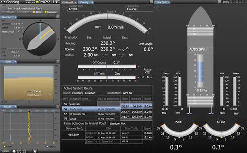 Navigationssoftware / für Schiffe