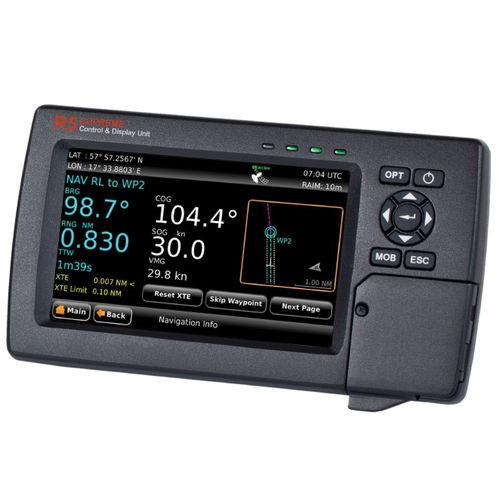 GPS / DGPS / für Schiffe / monochrom