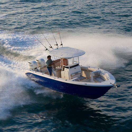 Außenbord-Konsolenboot - Sea Chaser