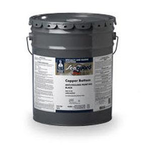 Antifouling für Boote / hart / Glasfaser / auf Kupferbasis