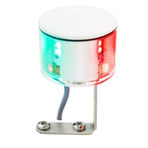 Navigation Leuchte / zur Anwendung auf Booten / LED / dreifarbig / für Anker
