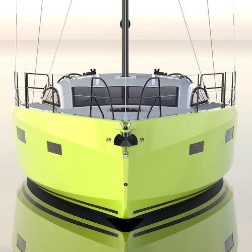 Einrümpfer - RM Yachts - Fora Marine