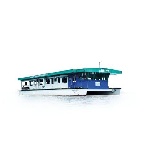 Antriebssystem für Schiffe