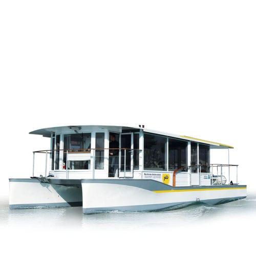 Antriebssystem für Schiffe / für Boote