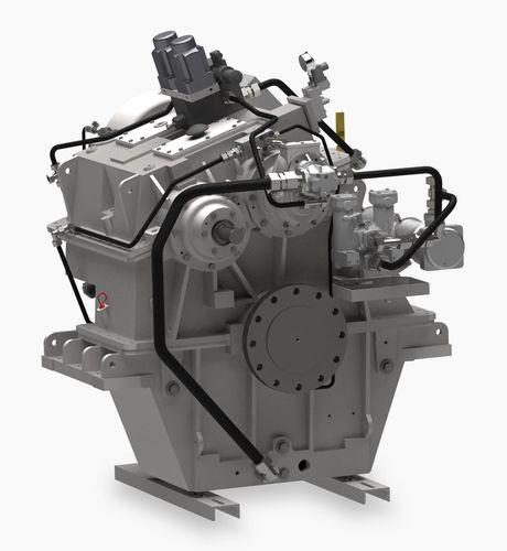 Untersetzungsgetriebe für Yachten / für Schiffe / für Arbeitsboote / für Fähren