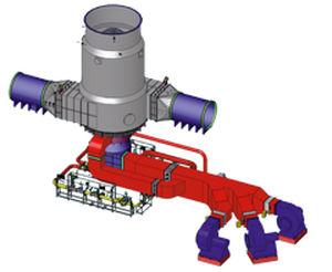 Brenner für LNG