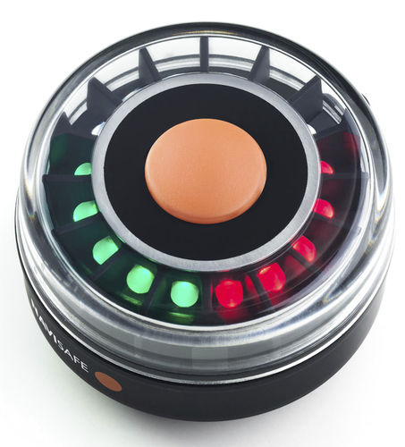 Navigation Leuchte / zur Anwendung auf Booten / LED / dreifarbig / Masttop