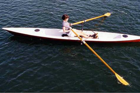 Ruderboot für Bootstouren