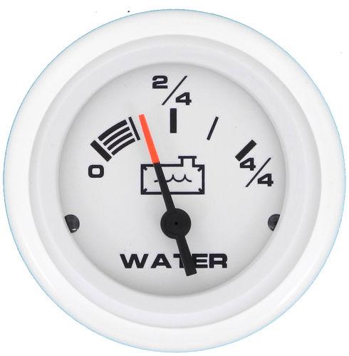 Standanzeige zur Anwendung auf Booten / Niveau / analog / für Wassertanks