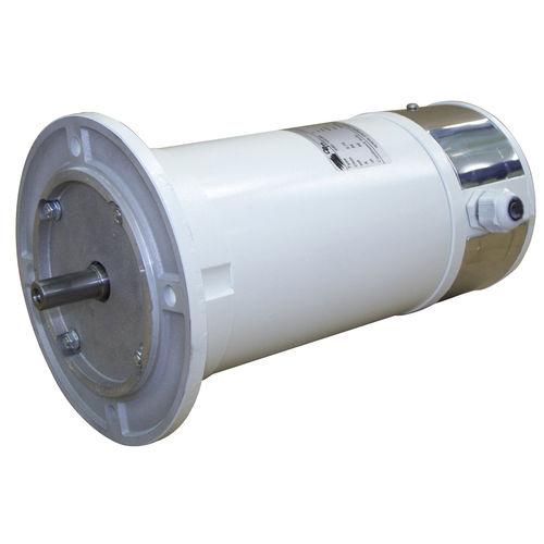 Motor für Antrieb / für Schiffe / elektrisch / Permanentmagnet