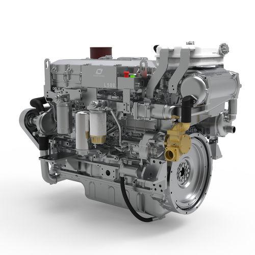 Freizeitschifffahrt-Motor / Innenbord / Diesel / Direkteinspritzung