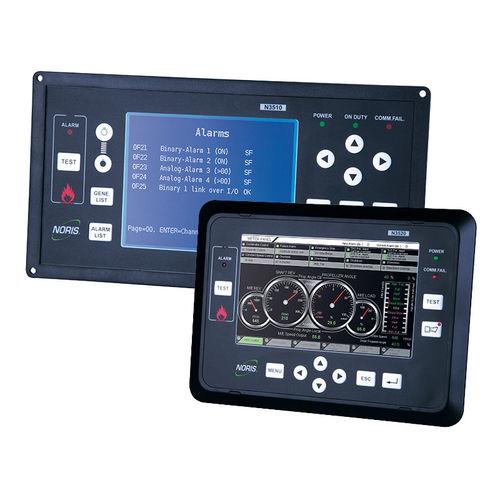 Überwachungs- und Steuerungssystem / für Schiffe