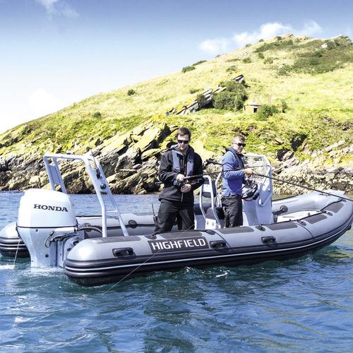 Patrouillenboot - Highfield boats