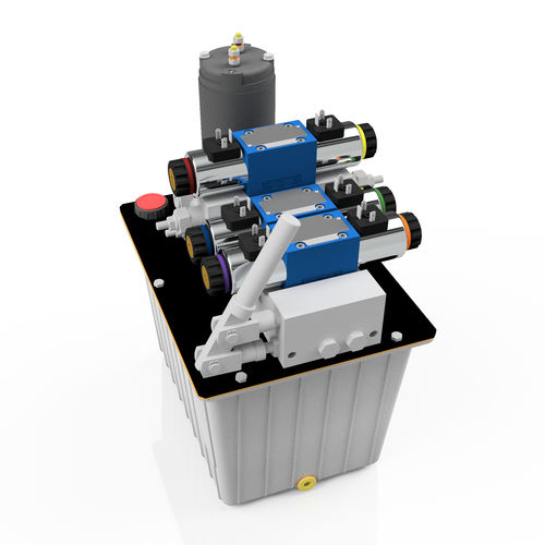 hydraulisches Multifunktions-Aggregat