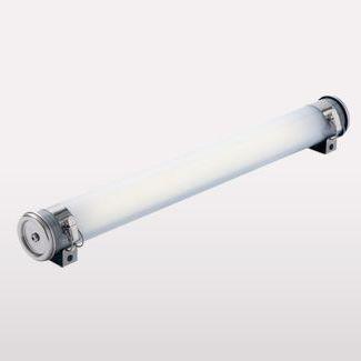 Leuchte für den Außenbereich / für Schiffe / Kompaktleuchtstoff / wasserdicht