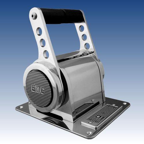 Steuerhebel für Motor / digital / Mehrfachhebel / zur Anwendung auf Booten