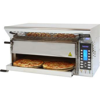 elektrischer Ofen / für Schiffe / für Yachten / für Pizza