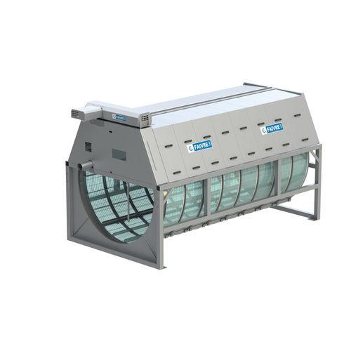 Filter für Aquakultur / Dreh