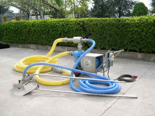 Pumpe für Aquakultur / Transfer / Wasser / elektrisch