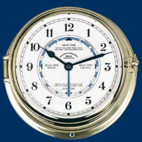Tidenuhren-Uhr