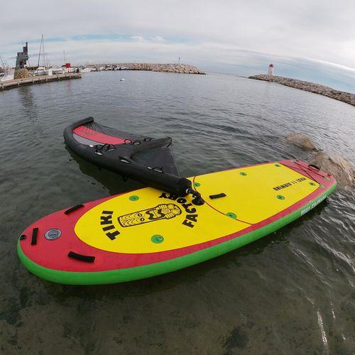 Stand-up Paddle-Board / Flachwasser