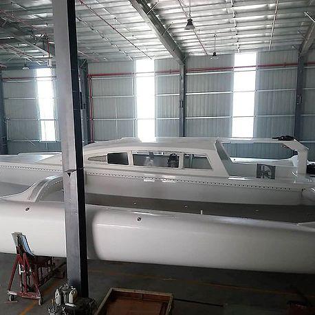 Segel-Yacht / Trimaran - Rapido Trimarans Limited