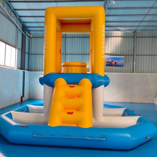 Leiter-Wasserspielgerät