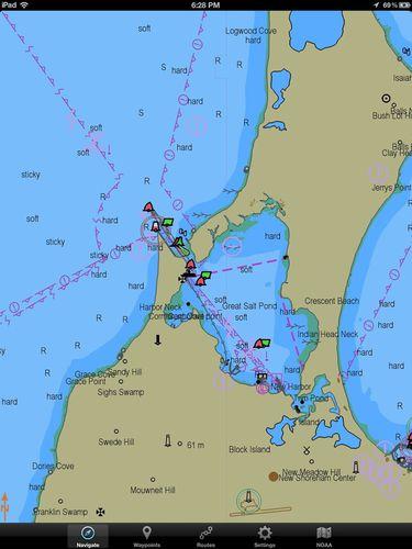 Software / Navigation, Positionierung und Datenerfassung