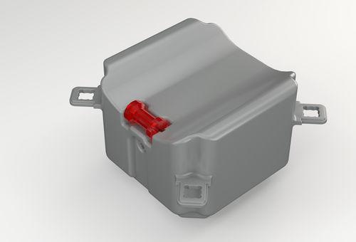 Modul für Steg / schwimmend und modulierbar