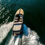 Express Cruiser / Innenborder / elektrisch / zweimotorig / Open