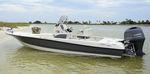 Bay-Boat / Außenbord / Mittelkonsole / Sportfischer / max. 7 Personen